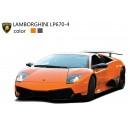 Радиоуправляемая модель-копия 1/43 Lamborghini LP670