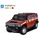 Радиоуправляемая модель-копия 1/43 Hummer H2 (красный)