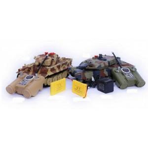 Танковый бой 1:24 HuanQi 558