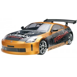 Thunder Tiger Sparrowhawk DX II бесколлекторный Nissan 350Z