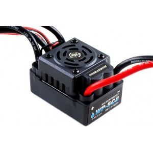 Регулятор скорости авто HobbyWing Ezrun WP 120A