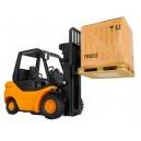 Радиоуправляемый автопогрузчик 1:20 Forklift