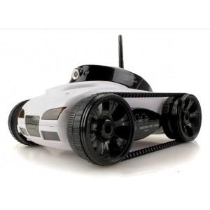 Радиоуправляемый WiFi танк I-Spy с камерой