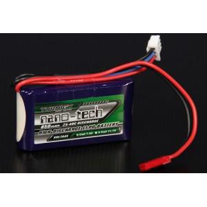 LiPo аккумулятор Turnigy nano-tech 850mah 2S 25-40C