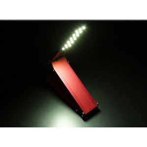 Портативная автономная настольная Led лампа моделиста