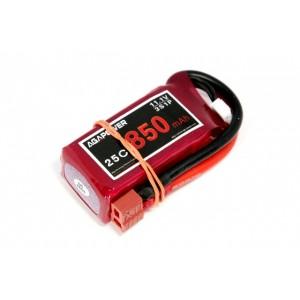 Аккумулятор AGA POWER Li-Po 850mAh 11.1V 3S 25C