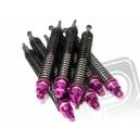 HPI Racing Амортизаторы алюминиевые 104-162 мм 8 шт.