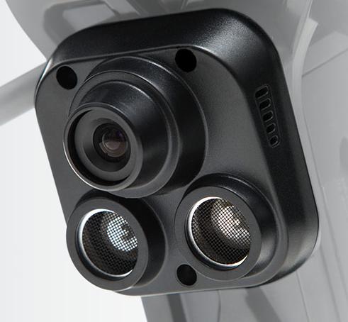 DJI Inspire sensor