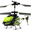 Вертолёт на радиоуправлении WL Toys S929 (зеленый)