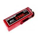 Аккумулятор AGA POWER Li-Po 3300mAh 22.2V 6S 40C Softcase 41x44x134мм T-Plug