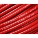 Силиконовый провод Turnigy 14AWG красный (1 метр)