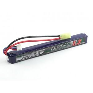 Аккумулятор для страйкбола Lipo 3S Turnigy nano-tech 1300mAh 25-50C AIRSOFT