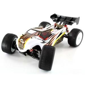 Трагги 1:14 LC Racing TGH бесколлекторная белый