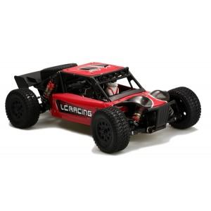 Багги песчанная 1:14 LC Racing DTH бесколлекторная красный