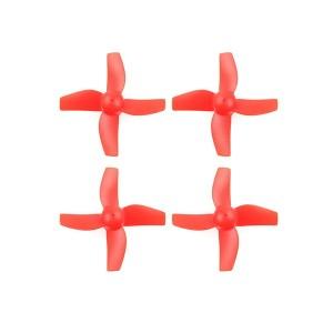 Пропеллеры для Eachine E010 комплект 4шт красный