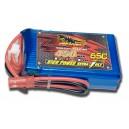 Аккумулятор Dinogy Li-Pol 450mAh 11.1V 3S 65C JST