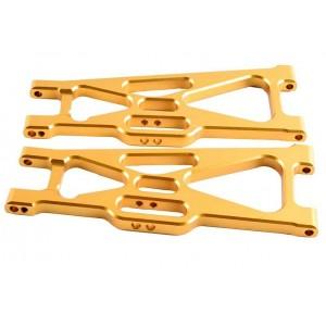 Задние нижние алюминиевые рычаги подвески Himoto 1/10 33603 2шт
