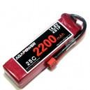 Аккумулятор AGA POWER Li-Po 2200mAh 14.8V 4S 25C